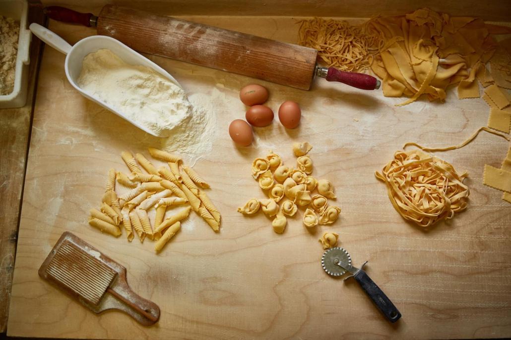 Pasta fresca da asporto fatta in casa Ristorante Cesena